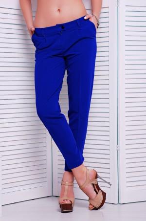 TessDress: Классические женские брюки «Stels» электрик 2752 - главное фото