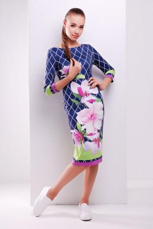 Glem: Платье Магнолия  Лоя-1Ф д/р - главное фото