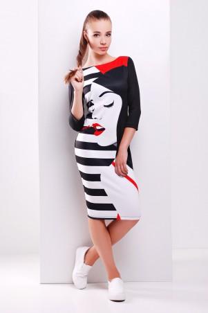 Glem: Платье Girl  Лоя-2Ф д/р - главное фото