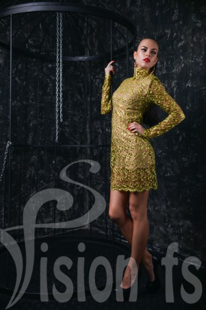 Vision FS: Платье Пати 836 A1 - главное фото