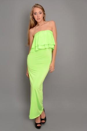 Vision FS: Платье с воланами 869 - главное фото