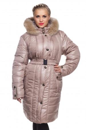 Кариант: Куртка зимняя Бетти кофе - главное фото