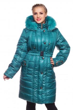 Кариант: Куртка зимняя Бетти бутылка - главное фото