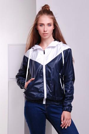 TessDress: Стильная женская куртка ветровка 3215 - главное фото
