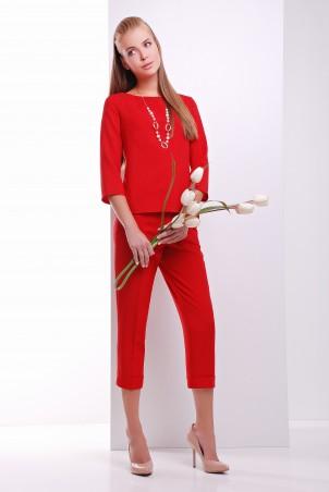 MarSe: Блуза 1620 красный - главное фото