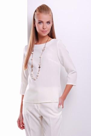 MarSe: Блуза 1620 молоко - главное фото