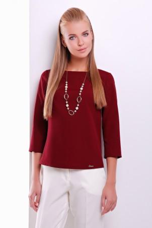 MarSe: Блуза 1620 бордовый - главное фото