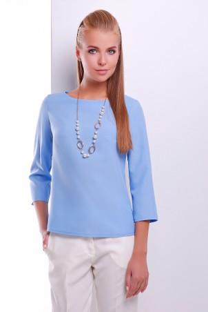 MarSe: Блуза 1620 голубой - главное фото