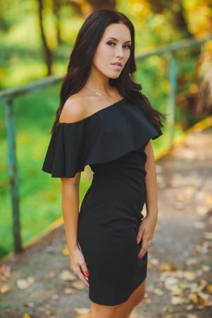 BIBI-Brand: Платье с воланом Класика а2 - главное фото