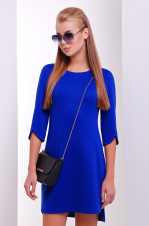 MarSe: Платье 1625 электрик - главное фото