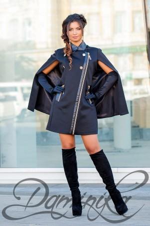 Daminika: Пальто – кейп «Montreal» 61606 - главное фото