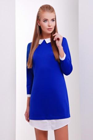 MarSe: Платье 1624 электрик - главное фото