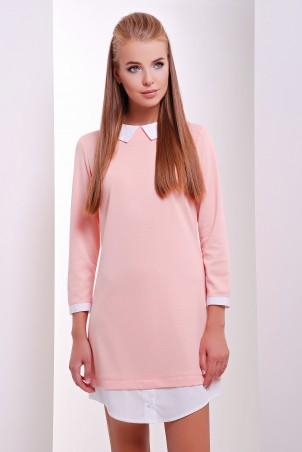 MarSe: Платье 1624 персик - главное фото