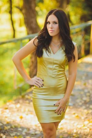 BIBI-Brand: Платье Prada Gold - главное фото