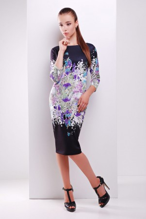 Glem: Платье Лаванда  Лоя-1Ф д/р - главное фото