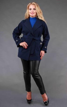 Alpama: Пальто SO-14009-BLU - главное фото