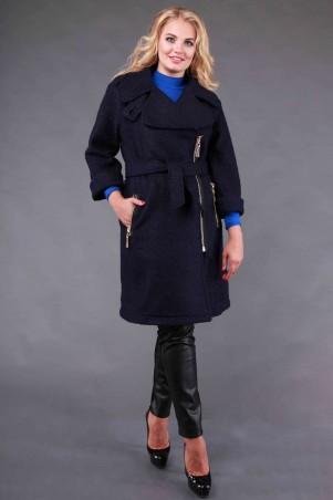 Alpama: Пальто SO-14005-BLU - главное фото
