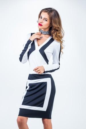 New Style: Костюм (блуза и юбка) 870 - главное фото