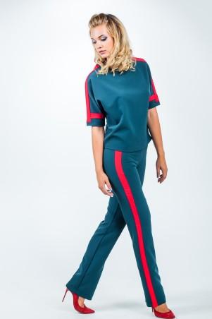 New Style: Костюм (брюки и блуза) 853 - главное фото