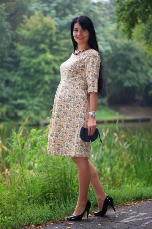 Nowa Ty: Платье Осенняя сказка 16020102 - главное фото
