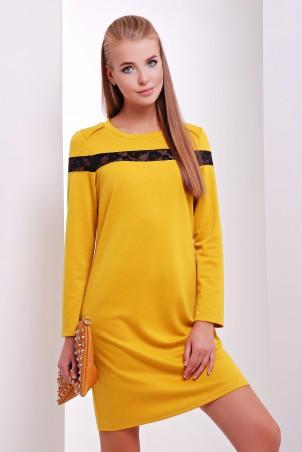MarSe: Платье 1626 горчица - главное фото