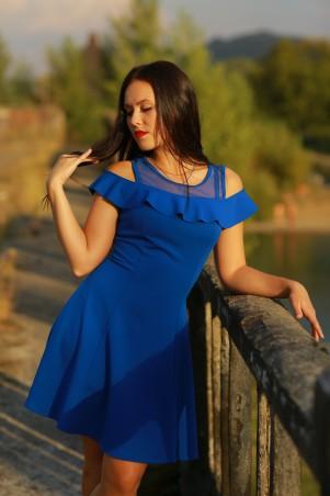 BIBI-Brand: Платье Ванесса электрик - главное фото