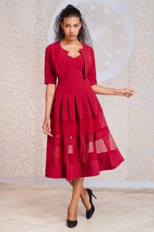 ArtJ: Платье +болеро 3309+2077 - главное фото