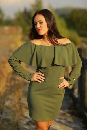 BIBI-Brand: Платье Памела хаки - главное фото