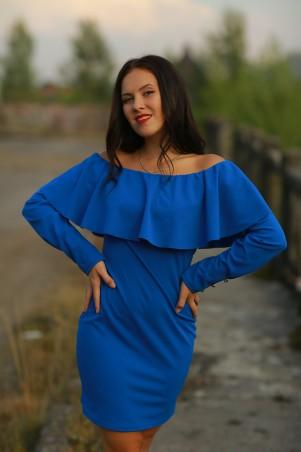 BIBI-Brand: Платье Памела электрик - главное фото