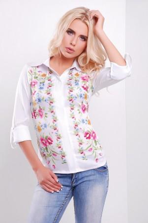 Glem: Блуза Полевые цветы  Ларси д/р - главное фото