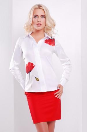 Glem: Блуза Мак  Ларси д/р - главное фото