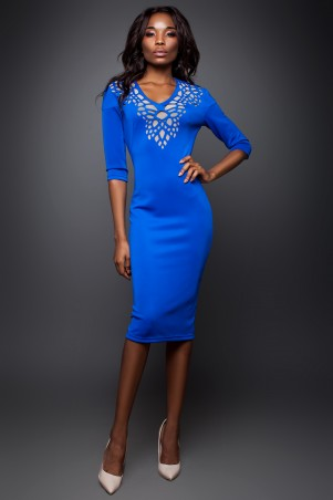Jadone Fashion: Платье Виола М-4 - главное фото