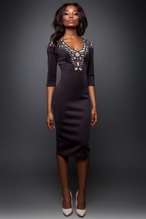 Jadone Fashion: Платье Виола М-3 - главное фото