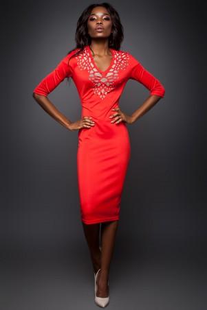 Jadone Fashion: Платье Виола М-2 - главное фото