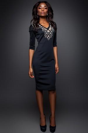 Jadone Fashion: Платье Виола М-1 - главное фото