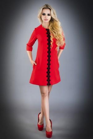 Jadone Fashion: Платье Офелия М-1 - главное фото