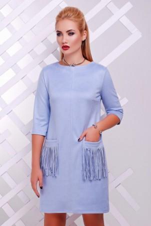 "FashionUp: Платье ""Бахрома"" PL-1359A - главное фото"