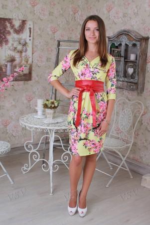 VSV: Платье 07-105 - главное фото