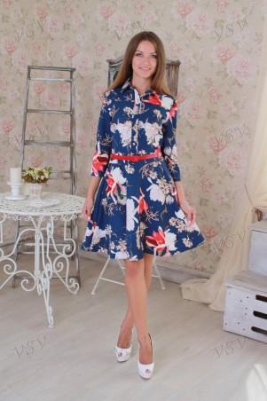 VSV: Платье 07-26-8 - главное фото