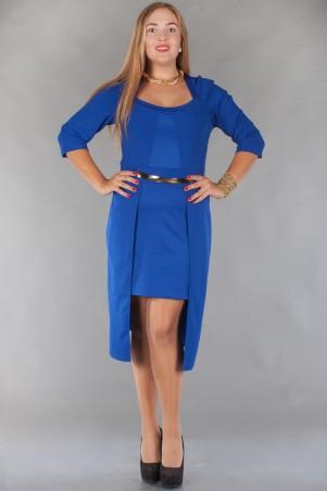 Alpama: Платье SO-13072-ELB - главное фото