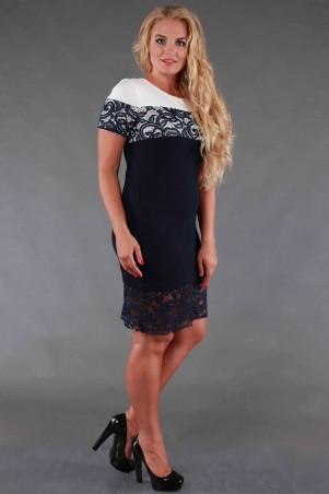 Alpama: Платье SO-13077-BLU - главное фото
