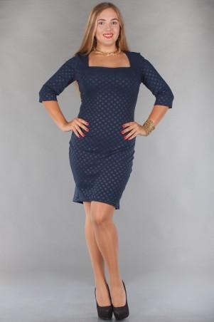 Alpama: Платье SO-13073-BLU - главное фото