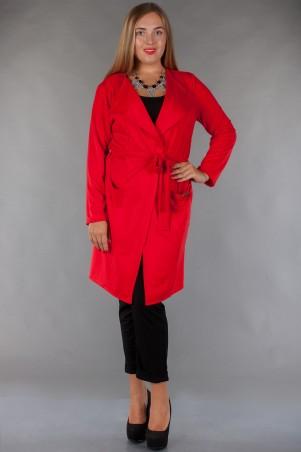 Alpama: Кардиган красный SO-13120-RED SO-13120-RED - главное фото