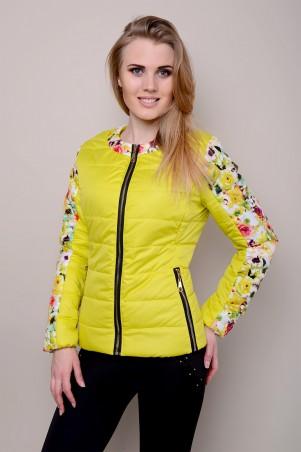 K&ML: Куртка Цветы - главное фото