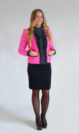 K&ML: Куртка Рюша - главное фото