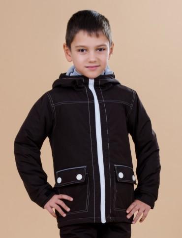 Be Easy: Куртка демисезонная на мальчика из мембранной ткани 2016ST-1 - главное фото