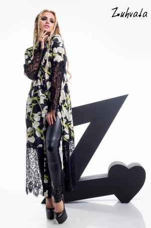 Zuhvala: Платье-рубашка Телавия - главное фото