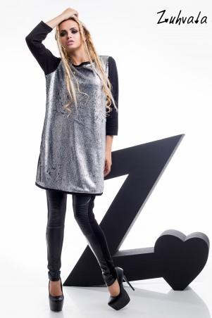Zuhvala: Платье-туника Ирэн - главное фото
