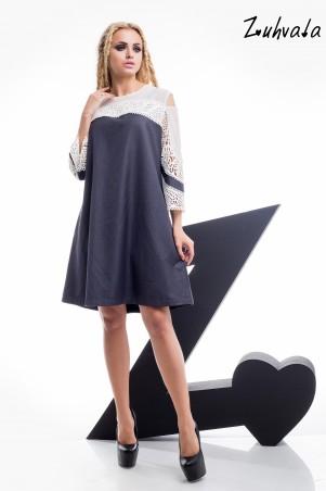 Zuhvala: Платье Свон - главное фото