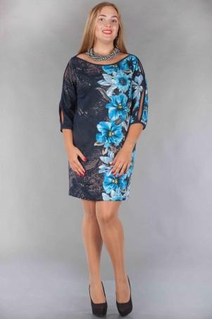 Alpama: Платье SO-13103-CYP - главное фото